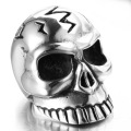 New design crack Skull burst rings