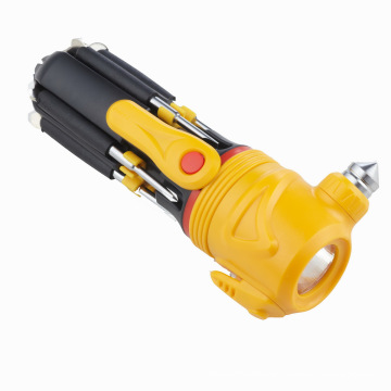 5 In1 Multi-Function Safety Hammer (with 8 tools) (61-1DQ207)