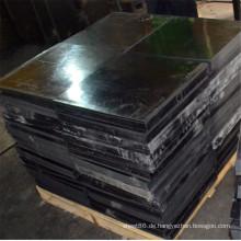 Ausgezeichnete mechanische Eigenschaften Gewohnheit 20mm Stärke-Gummiblatt / Neoprengummi-Blatt / vulkanisiertes Gummiblatt für Apotheke