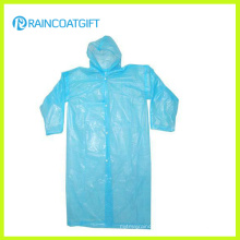 Clear Cheap Disposable PE Raincoat