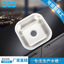 4040A fregadero de cocina de granito lavabos de un tazón