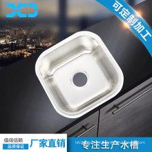 4040A granite kitchen sink single bowl wash basins