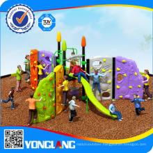 Plastic Outdoor and Indoor Playgorund Climbing for Children