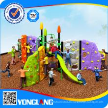 Пластиковые открытый и крытый игровая площадка для скалолазания для детей
