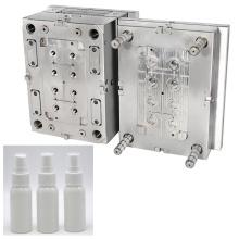 molds design and manufacture custom precision pet preform blow molding medicine bottle mold