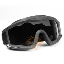 ISO Standard Outdoor Military Tactical Ballistic Goggle for security outdoor sports hunting game