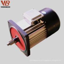 motor trifásico DN132M1-2 / 8 da CA do anel deslizante 1,3 quilowatts 7.7kw