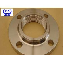 DIN Standard PN16 carbon steel thread steel flange