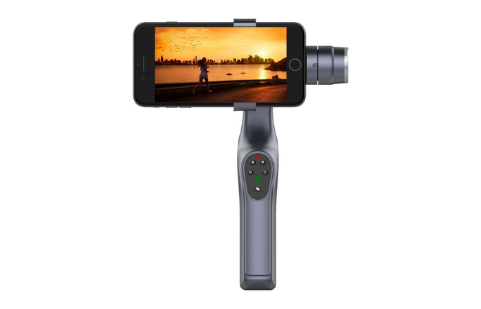 Affordable Smartphone Gimbal Stabilizer