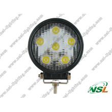 L'inondation / tache l'alliage d'aluminium LED outre de la lumière d'avertissement de route (NSL-1806-18W)