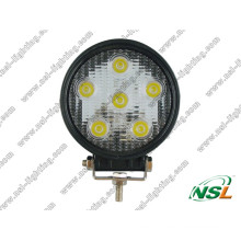 Flood/Spot Aluminium Alloy LED off Road Warning Light (NSL-1806-18W)