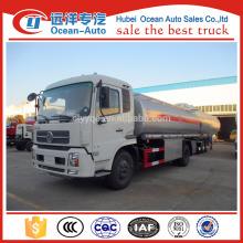 Kingrun 12000liter heavy oil tanker truck price for sale