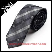 Cravates en soie professionnelles de mens de conception d'OEM
