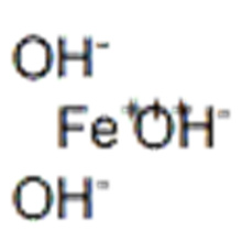 YELLOW IRON OXIDE CAS 1310-14-1