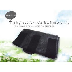 Black Mesh Reusable Pallet Wraps With Stretch Film