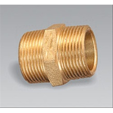 Brass pipe fitting brass Male Nipple