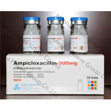 Ampicloxaxillin pour injection 500mg