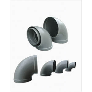 Pp ventilation fitting elbow