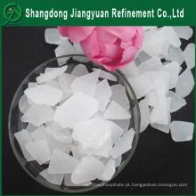 Alta qualidade e melhor preço de tratamento de água não-ferric sulfato de alumínio à venda