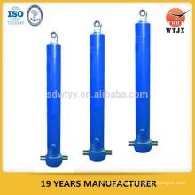 Cilindro hidráulico de curso duplo de qualidade dupla