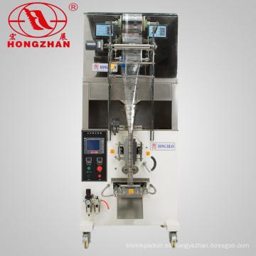 HP100g grano Snack semillas empaquetadora automática con escala eléctrica