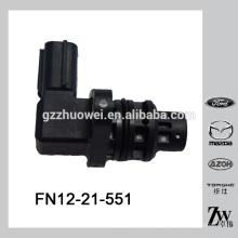 Sensor de posição genuíno da cambota para Mazda 6 FN12-21-551