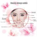 Ultra-som Ultrasonic Body Massager Vibração Massager Instrumento Rugas Acne Remover Face Lift Facial Skin Care Device Machine