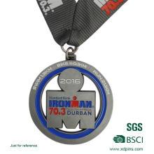 2016 maßgeschneiderte Medaille und Medaillon für Sport