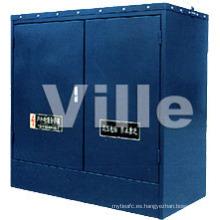 Caja al aire libre de la rama del cable del HV (tipo DFT1-12)