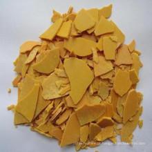 Sulfeto de sódio amarelo de Na2s de alta qualidade 60%