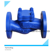 Carbon Cast Steel DIN Flanged Lift Check Valve