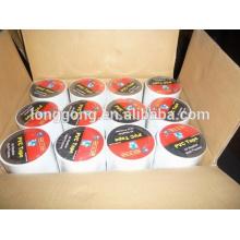 ПВХ изоляционная лента (мягкий поливинилхлорид (SPVC) и резиновый клей)