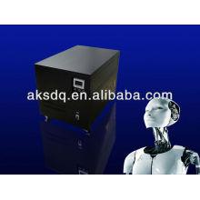 Transformateur avec équipement électrique de boîte