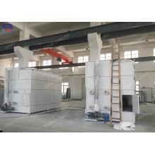 110 Ton Closed Circuit Cross Flow GHM-110 Wasserkühlung Superdyma Wasser sparen Produktion
