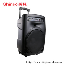 Best Selling Bluetooth Speaker with FM Radio Super Bass Speaker