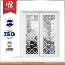 Porte d'intérieur moderne porcelaine porte en bois massif porte coulissante porte vitrée vente Choix de qualité