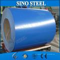 Bobina de acero galvanizada prepintada SGCC Rollo de acero recubierta de color PPGI