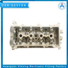 Fábrica feita barato profissional fabricação alumínio carcaça de investimento