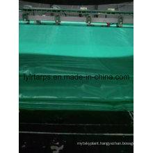 Green PE Tarpaulin Truck Cover, Finished Tarpaulin Sheet