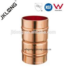 J9203 Copper Fitting, encaixe capilar, para encanamento, HVAC