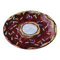 cheap printed microfiber round donut beach towel