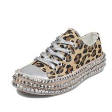 Superstarer 2020 Summer New Korean Version Casual Shoes Women Rivet Canvas Casual Shoes