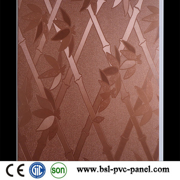 25cm 7.5mm Laminated PVC Wall Panel in 2015