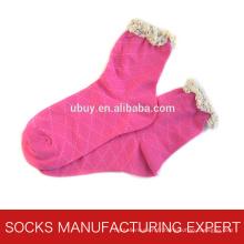 Chaussette en coton caustique pour femme (UBM1059)