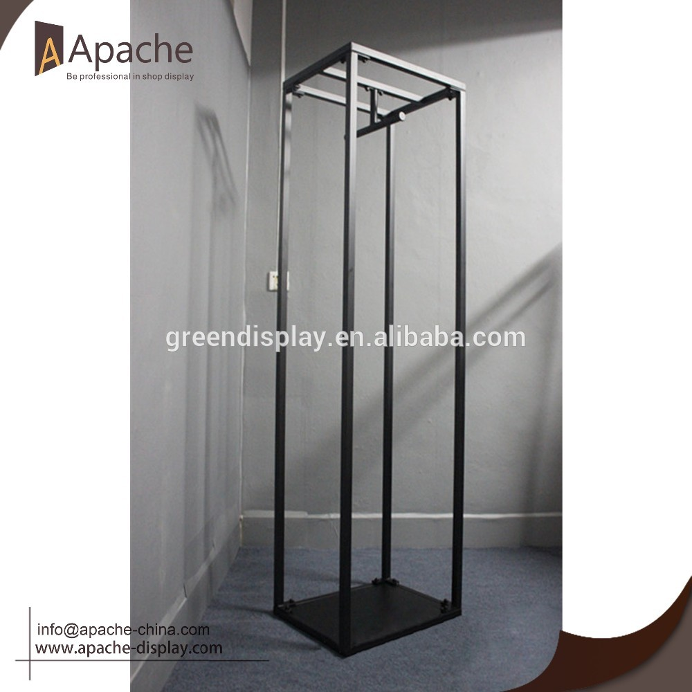Metal Display Stand Garment Store Shop Furniture Clothing Rack