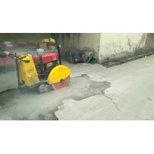 Straßenschneidemaschine aus Benzin / Dieselbeton