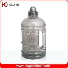 PETG 1.89L paso de agua BPA al por mayor libre con la manija, con el casquillo del deporte (KL-8003B)