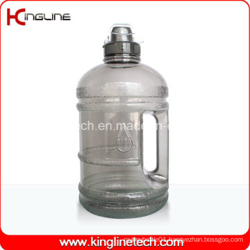 PETG 1.89L water pitch wholesale BPA free with handle,with sport cap (KL-8003B)