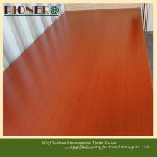 Competitive Price Melamine Faced MDF Board for Laminate Flooring