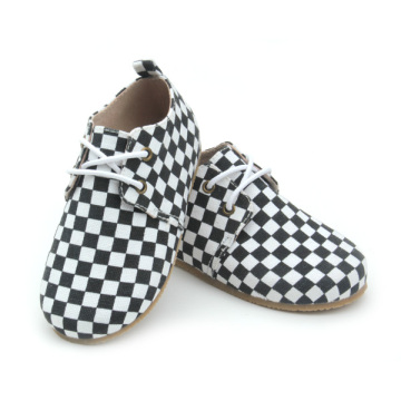 Nya stilar Engros Barn Boys Oxford Shoes